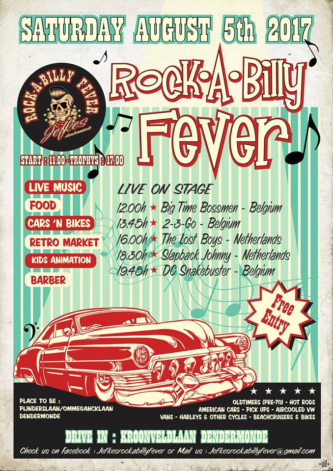 Rock-A-Billy fever